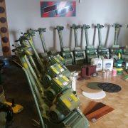 Holzboden Schleifmaschinen Dortmund